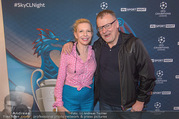SKY Champions League Finale - Volkstheater - Sa 03.06.2017 - Sunnyi MELLES, Stefan RUZOWITZKY14