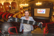 SKY Champions League Finale - Volkstheater - Sa 03.06.2017 - Andy Andreas MORAVEC17