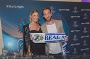 SKY Champions League Finale - Volkstheater - Sa 03.06.2017 - Manuel ORTLECHNER mit Ehefrau Kerstin28