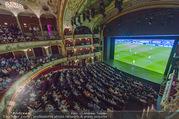 SKY Champions League Finale - Volkstheater - Sa 03.06.2017 - �bersichtsfoto Zuschauerraum Public Viewing Leinwand G�ste53