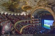 SKY Champions League Finale - Volkstheater - Sa 03.06.2017 - �bersichtsfoto Zuschauerraum Public Viewing Leinwand G�ste54