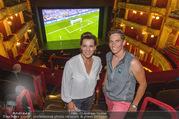 SKY Champions League Finale - Volkstheater - Sa 03.06.2017 - Sabine PETZL, Michaela DORFMEISTER66