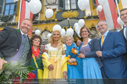 Waltraud Haas 90er - Marchfelderhof - Mi 07.06.2017 - Familie Waltraud HAAS, Marcus u. Leila STRAHL, Johanna MIKL-L.53