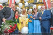 Waltraud Haas 90er - Marchfelderhof - Mi 07.06.2017 - Familie Waltraud HAAS, Marcus u. Leila STRAHL, Johanna MIKL-L.55