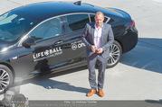 Lifeball Flieger Ankunft - Flughafen Wien Schwechat - Fr 09.06.2017 - 13