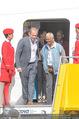 Lifeball Flieger Ankunft - Flughafen Wien Schwechat - Fr 09.06.2017 - Dionne WARWICK, Gery KESZLER24