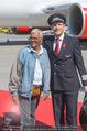 Lifeball Flieger Ankunft - Flughafen Wien Schwechat - Fr 09.06.2017 - Dionne WARWICK26