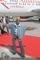 Lifeball Flieger Ankunft - Flughafen Wien Schwechat - Fr 09.06.2017 - Dionne WARWICK32