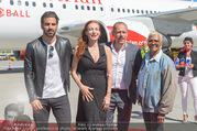 Lifeball Flieger Ankunft - Flughafen Wien Schwechat - Fr 09.06.2017 - Nyle DIMARCO, Dionne WARWICK, Gery KESZLER, Ute LEMPER38