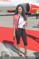 Lifeball Flieger Ankunft - Flughafen Wien Schwechat - Fr 09.06.2017 - Gelila ASSEFA52