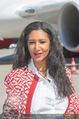 Lifeball Flieger Ankunft - Flughafen Wien Schwechat - Fr 09.06.2017 - Gelila ASSEFA (Portrait)53