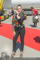 Lifeball Flieger Ankunft - Flughafen Wien Schwechat - Fr 09.06.2017 - Cheyenne ELLIOT84