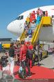 Lifeball Flieger Ankunft - Flughafen Wien Schwechat - Fr 09.06.2017 - Lifeball-G�ste, partypeople88