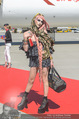 Lifeball Flieger Ankunft - Flughafen Wien Schwechat - Fr 09.06.2017 - Lifeball-G�ste, partypeople89