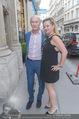 Rahimi Empfang - Palais Szechenyi - Fr 09.06.2017 - Kurt MANN (mit Kr�cken nach Knie-OP) und Joanna17