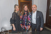 Rahimi Empfang - Palais Szechenyi - Fr 09.06.2017 - Ali RAHIMI mit Carina, Eva CAVALLI21