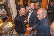 Rahimi Empfang - Palais Szechenyi - Fr 09.06.2017 - Wolfgang PUCK, Martin HO48