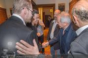 Rahimi Empfang - Palais Szechenyi - Fr 09.06.2017 - Wolfgang PUCK, Martin HO, Ali RAHIMI49