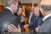 Rahimi Empfang - Palais Szechenyi - Fr 09.06.2017 - Wolfgang PUCK, Martin HO, Ali RAHIMI50