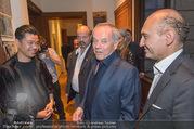 Rahimi Empfang - Palais Szechenyi - Fr 09.06.2017 - Wolfgang PUCK, Martin HO, Ali RAHIMI51