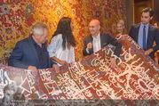 Rahimi Empfang - Palais Szechenyi - Fr 09.06.2017 - Wolfgang und Gelila PUCK, Ali RAHIMI mit Carina64