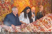 Rahimi Empfang - Palais Szechenyi - Fr 09.06.2017 - Wolfgang und Gelila PUCK, Ali RAHIMI mit Carina65