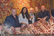 Rahimi Empfang - Palais Szechenyi - Fr 09.06.2017 - Wolfgang und Gelila PUCK, Ali RAHIMI mit Carina, Gery KESZLER66