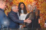 Rahimi Empfang - Palais Szechenyi - Fr 09.06.2017 - Wolfgang und Gelila PUCK, Ali RAHIMI mit Carina, Dionne WARWICK67