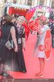 Lifeball - Red Carpet - Rathausplatz - Sa 10.06.2017 - 21