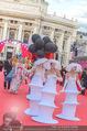 Lifeball - Red Carpet - Rathausplatz - Sa 10.06.2017 - Kost�me, verkleidete G�ste22
