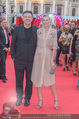 Lifeball - Red Carpet - Rathausplatz - Sa 10.06.2017 - Anastassija MAKARENKO, Wolfgang SCHWARZ41