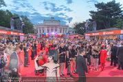 Lifeball - Red Carpet - Rathausplatz - Sa 10.06.2017 - �bersichtsfoto Red Carpet Rathausplatz, G�ste, Kost�me75