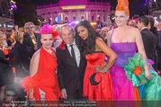 Lifeball - Red Carpet - Rathausplatz - Sa 10.06.2017 - Wolfgang und Gelila PUCK202