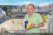 Promi Beachvolleyball - Strandbad Baden - Mi 14.06.2017 - Kurt FAIST2