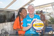 Promi Beachvolleyball - Strandbad Baden - Mi 14.06.2017 - Greg BANNIS, Gary HOWARD24