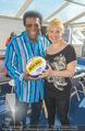 Promi Beachvolleyball - Strandbad Baden - Mi 14.06.2017 - Roberto BLANCO mit Ehefrau Luzandra30