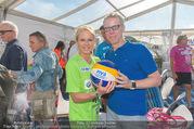 Promi Beachvolleyball - Strandbad Baden - Mi 14.06.2017 - Ulrike Uli KRIEGLER, Peter ST�GER31