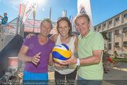 Promi Beachvolleyball - Strandbad Baden - Mi 14.06.2017 - Hans ENN, Vera RUSSWURM, Kurt FAIST38