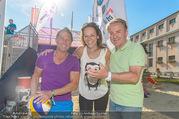Promi Beachvolleyball - Strandbad Baden - Mi 14.06.2017 - Hans ENN, Vera RUSSWURM, Kurt FAIST39