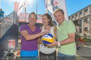 Promi Beachvolleyball - Strandbad Baden - Mi 14.06.2017 - Hans ENN, Vera RUSSWURM, Kurt FAIST41