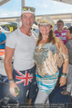 Promi Beachvolleyball - Strandbad Baden - Mi 14.06.2017 - Michael SEIDA mit Freundin Ulli RUPRECHT49