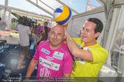 Promi Beachvolleyball - Strandbad Baden - Mi 14.06.2017 - Gregor GLANZ, Christoph F�LBL52