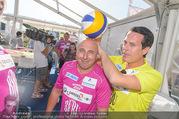 Promi Beachvolleyball - Strandbad Baden - Mi 14.06.2017 - Gregor GLANZ, Christoph F�LBL53