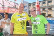 Promi Beachvolleyball - Strandbad Baden - Mi 14.06.2017 - Carsten JANCKER, Peter ST�GER55