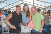 Promi Beachvolleyball - Strandbad Baden - Mi 14.06.2017 - Uwe KR�GER, Nina HARTMANN, Kurt FAIST61