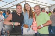 Promi Beachvolleyball - Strandbad Baden - Mi 14.06.2017 - Uwe KR�GER, Nina HARTMANN, Kurt FAIST62