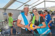 Promi Beachvolleyball - Strandbad Baden - Mi 14.06.2017 - Michael SEIDA, Carmen STAMBOLI65