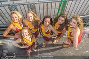 Promi Beachvolleyball - Strandbad Baden - Mi 14.06.2017 - Cheerleaders73