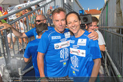 Promi Beachvolleyball - Strandbad Baden - Mi 14.06.2017 - Uwe KR�GER, Vera RUSSWURM76
