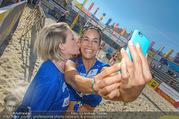 Promi Beachvolleyball - Strandbad Baden - Mi 14.06.2017 - Heidi NEURURER, Nina HARTMANN79